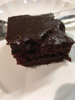 Torta Chocolate Fudge
